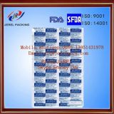 De Aluminiumfolie van Ptp met Vc & Op - & FDA Certificaat