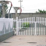 Palisade Fence/PVC покрыл стальной ограждать пикетчика сада