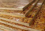 Pallet di legno per Brick Machine