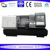 Precio de la máquina del torno del CNC de Cknc61125 Taiwán