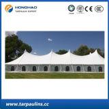 Gewebe-Dachspitze-Luxuxim freienereignis-Hochzeitsfest-Ausstellung Belüftung-Zelt