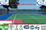 Recyclable плитки настила теннисного корта спортов PP многофункциональные