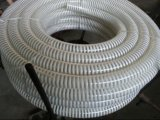 Boyau spiralé d'aspiration renforcé par plastique agricole de PVC