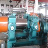 Tipo do rolamento com o moinho de mistura aberto da borracha conservada em estoque do misturador
