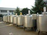 Cuba sanitária da fermentação do leite da leiteria do aço inoxidável do alimento