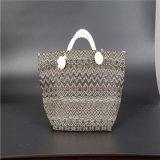 Sacchetto di Tote riutilizzabile del sacchetto di acquisto di piegatura pieghevole delle donne delle signore