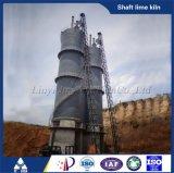 Estufa vertical da pedra calcária energy-saving quente da venda com a instalação livre