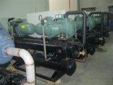 المياه المبردة برغي مبرد المياه لHVAC