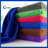 Polyamide 80% van 20% de Badhanddoek van Microfiber van de Polyester (QHM88210)