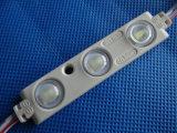 5730 3 puces imperméabilisent le module de l'injection DEL des signes extérieurs