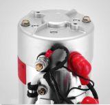 Гидровлический двойной действующий DC источника питания 12V - резервуар 8 литров стальной промышленный