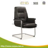 낮은 뒤 가죽 회의실 의자 (D175)