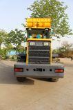 Bedieningshendel, Airconditioner, Weicahi Motor 1.7cbm de Lader van het Wiel van de Emmer met Goede Prestaties