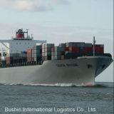 De concurrerende Verschepende Dienst van de OceaanVracht van China aan Baltimore, Md/Charleston, Sc/Houston, Tx/Miami, FL, de V.S.