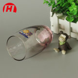 Copo de vidro barato por atacado do vidro do gelado do copo do vidro bebendo do copo/