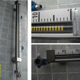 磁気浮遊物のレベルの測定磁気レベルゲージ