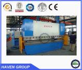 Freio da imprensa WC67Y-200X2500 hidráulica, máquina de dobra da placa de aço