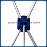 Carrinho de indicador com a bandeira da câmara de ar X da fibra do carbono (alumínio)