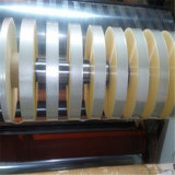 La insignia de encargo imprimió la cinta caliente del embalaje de Meltadhesive OPP