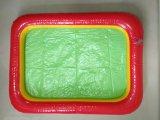 Горячие игрушки подарка DIY искусствоа типа ASTM En71 сбывания t воспитательные для космоса игры малышей кремнезема зеленого живого франтовского волшебного моделируя песок