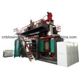 Части прессформы дуновения HDPE пластичные, пластичное изготовление фабрики 5000L