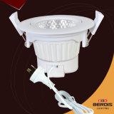 9With10With12W LED Ceilinglight con la plastica di conduzione di calore e dell'alluminio