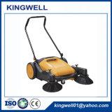Pas de manivelle manuelle Walk Behind Sweeper à vendre (KW-920S)