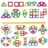 Pädagogische Spielwaren-magnetisches intelligentes Baustein-Spielzeug