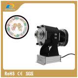 Grafik-Projektor 2 Gobos-LED