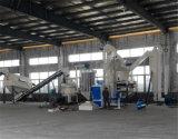 판매를 위한 대나무 펠릿 제조 기계