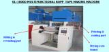 Máquina de fita eficiente a rendimento elevado de Gl-1000d mini