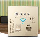 router Wireless WiFi de 300m Pregnant Model Walls Embedded Wireless Ap