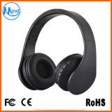 Cuffia collegata radio stereo senza fili stereo del giocatore FM della cuffia V3.0 MP3 di Bluetooth