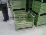 Складной шкаф хранения клетки сетки хранения инструментов