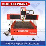 Mini ranuradores de escritorio 6090 del CNC de la carpintería para la madera