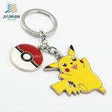 Metaal van uitstekende kwaliteit Keychain van de Douane van Pokemon van de Verf van de Fabriek het In het groot