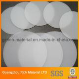 Runde Form PS-Plastikdiffuser- (zerstäuber)blatt für Downlight