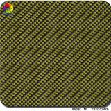 Пленка печатание перехода воды Inkjet волокна углерода Tstd386-2 Tsautop 1m