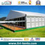 Grande tenda foranea di alluminio di unione che decora le tende per le cerimonie nuziali