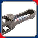 La goccia standard dello SGS ha forgiato la catena di Rivetless (T100 T160)