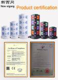De universele Verticale Contactdoos van de Afzet van de Contactdoos van de Macht Internationale Elektro met 2500W (Ce, SGG)
