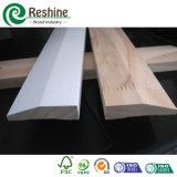 Твердая древесина обходя отливая в форму Baseboard