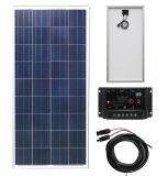 Poly panneau solaire 100W pour charger la batterie 12V