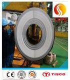 Bobine d'acier inoxydable dans le prix bas JIS G4305/En10088 de l'action 304
