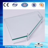 Glace Polished Shaped d'étagère de rectangle rond de triangle
