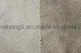 VierwegsSpandex, gestricktes Faux-Veloursleder-einschlaggewebe für Klage, 305GSM