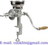 Smerigliatrice del cereale del ghisa/laminatoio manuali granulo della famiglia