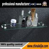 Hersteller verweisen Export auf Europa-und Amerika-Form-Art-Edelstahl-Glas-Regal