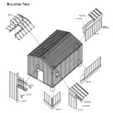 [هيغ-ريس] [ستيل ستروكتثر/] يصنع بناية لأنّ مشاريع
