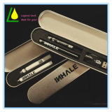 Cbd 기름 기화기 장비 E 담배 수증기 플라스틱 처분할 수 있는 Vape 카트리지